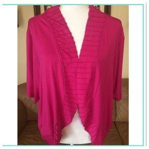 Hot Pink Light Cardigan S22-24